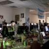 El centro de datos de la campaña de Obama en Chicago