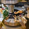 Probando el memristor en los laboratorios de HP
